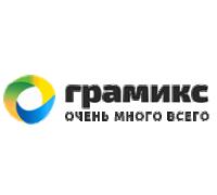 Логотип: Gramix