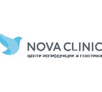 Логотип: Nova Clinic