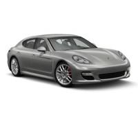 Логотип: Porsche Panamera Turbo