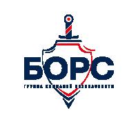 Логотип: ЧОП Борс