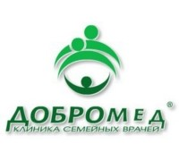 Логотип: ДОБРОМЕД