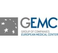 Логотип: Европейский медицинский центр