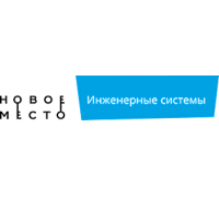 Логотип: ГК Новое Место