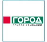 Логотип: Город группа компаний