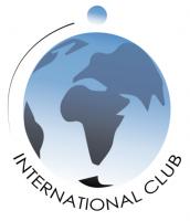 Логотип: International Club, iclub.consulting viza.consultant