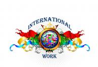 Логотип: International Work
