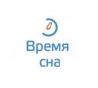 Логотип: Интернет-магазин''Время сна''