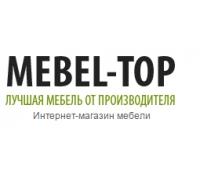 Логотип: Интернет-магазин mebel-top.ru