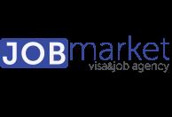 Логотип: JOB market