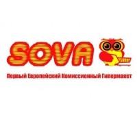 Логотип: Комиссионный Гипермаркет SOVA