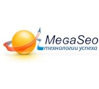 Логотип: Компания MegaSeo (МегаСео)