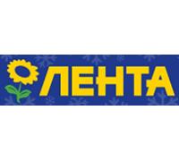 Логотип: Лента гипермаркет