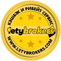 Логотип: LetyBrokers