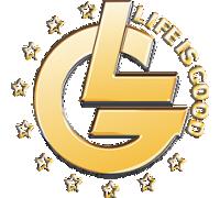 Логотип: Life Is Good Company