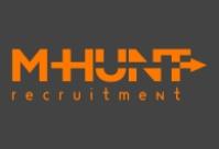 Логотип: M-HUNT recruitment