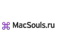 Логотип: MacSouls.ru