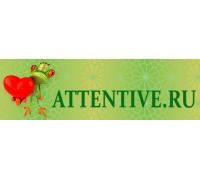 Логотип: Магазин косметики из Таиланда Attentive.ru