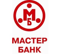 Логотип: Мастер-Банк