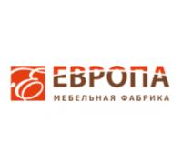 Логотип: Мебельная фабрика Европа