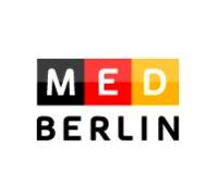 Логотип: МедБерлин