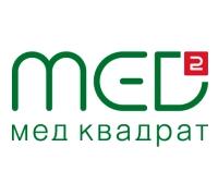 Логотип: МедКвадрат