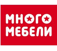 Логотип: Много Мебели