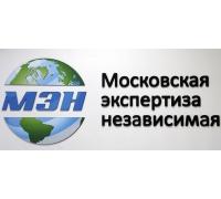 Логотип: Московская экспертиза независимая МЭН