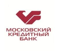 Логотип: Московский Кредитный Банк
