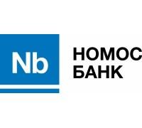 Логотип: НОМОС-Банк