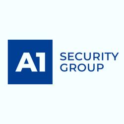 Логотип: Охранная компания A1