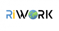 Логотип: riwork