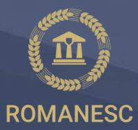 Логотип: Romanesc