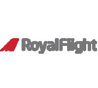 Логотип: Royal Flight