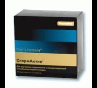 Логотип: СпермАктин