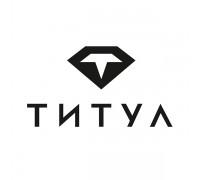 Логотип: Титул, ювелирная компания
