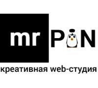 Логотип: Веб-студия МистерПин