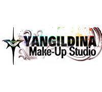 Логотип: Yangildina make-up studio