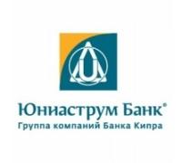 Логотип: Юниаструм Банк