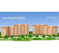 Логотип: ЖК «Литвиново»